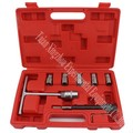 7 pics car engine diesel injector seat cutter tools set