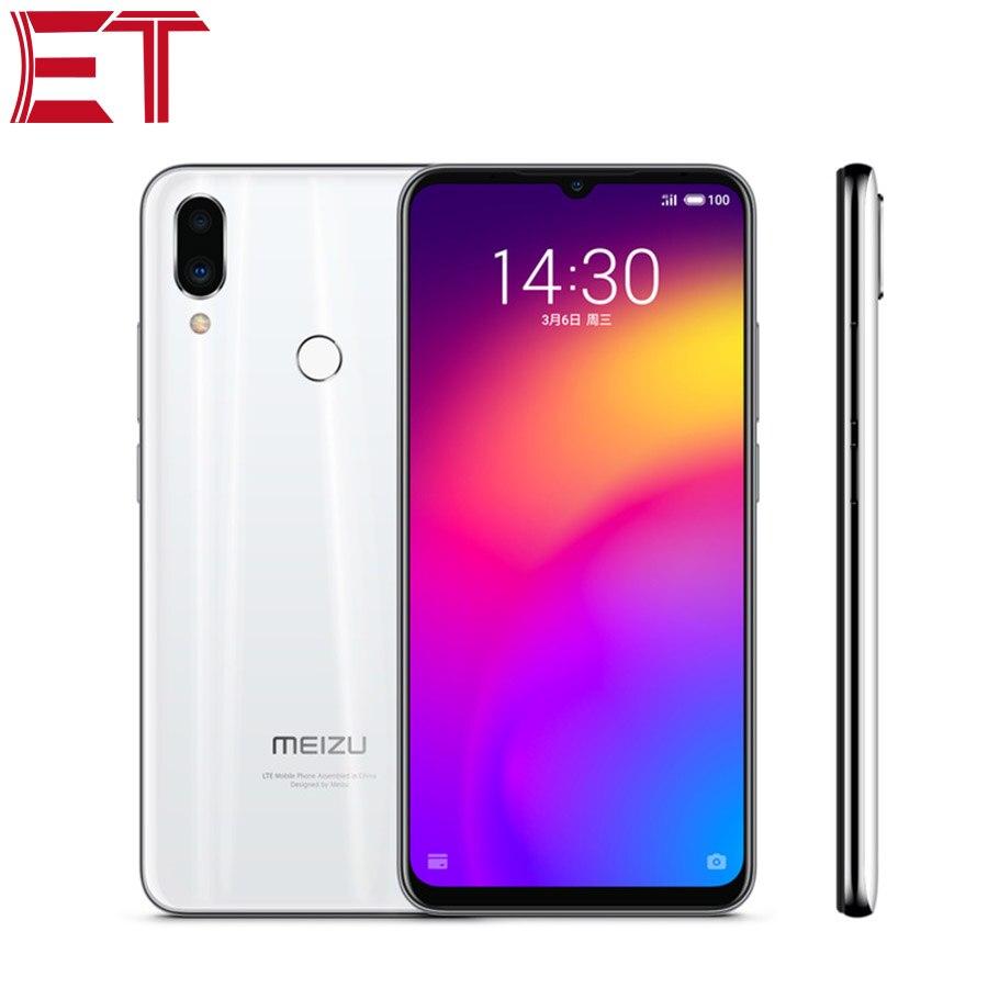 Nouveau téléphone intelligent MEIZU Note 9 6.2
