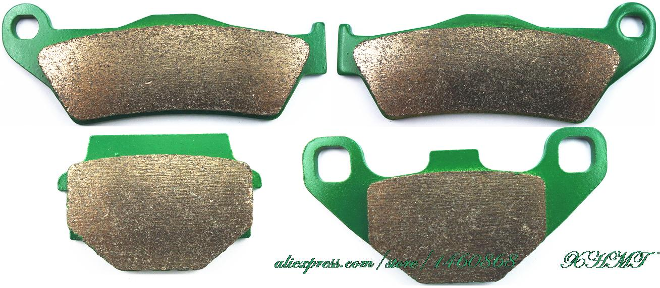 Brake Pads Set for APRILIA RX125 RX 125 ( Brembo Front &Gremica Rearcaliper ) 2008 2009 2010 2011 2012 f r brake pads set for malaguti 125 160 ie blog ie160 2010 2009 2011