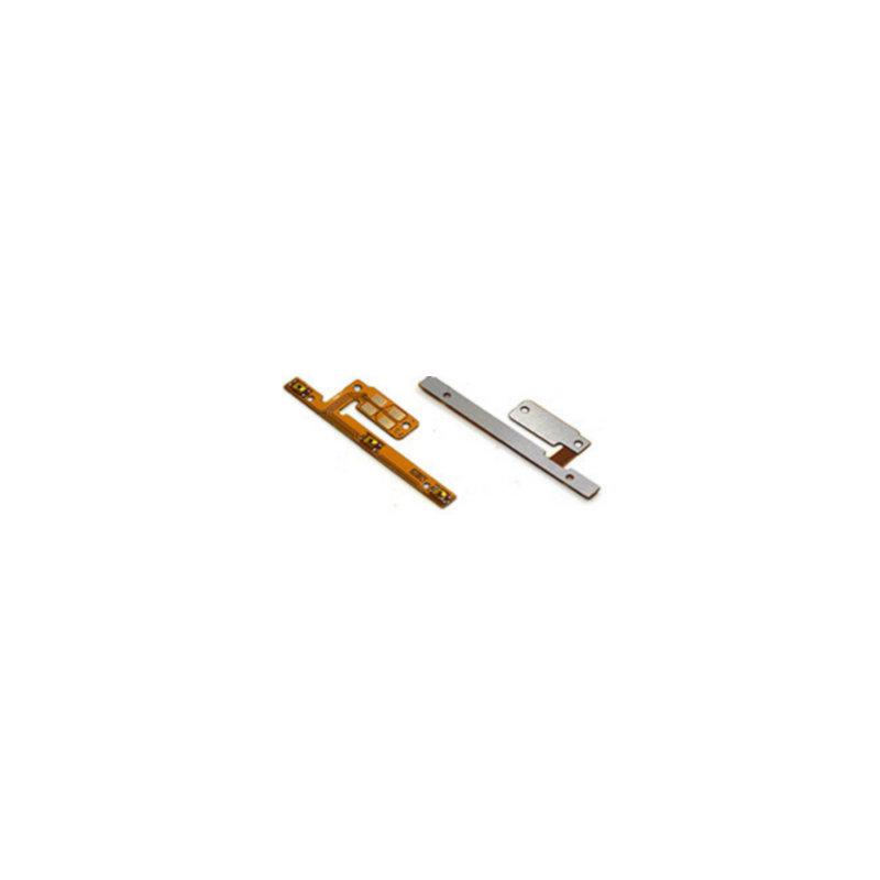 High Quality Volume Button Flex Cable For Huawei Honor X1 Mediapad X1 Power On Off Key Flex Cable