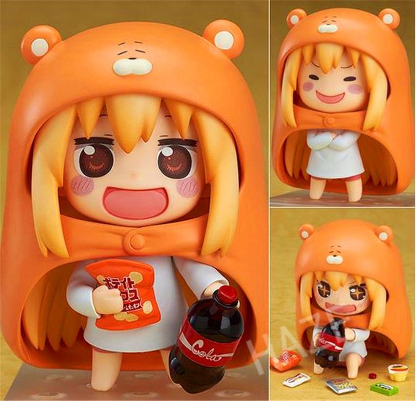Anime Nendoroid 524 Himouto! Umaru-chan: Umaru PVC-figur Ny i ruta