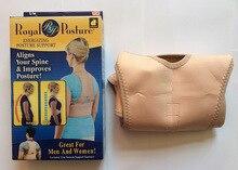 Royal Posture Align Your Spine back brace support garment Royal Posture Back Support Brace