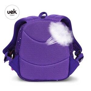 Image 3 - 2019 Nuovo 3D sacchetti di scuola dei bambini carino Anti perso per bambini zaino sacchetto di scuola dello zaino per i bambini Del Bambino borse per Letà 1 6