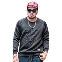 Hip Hop Plus Size Men Shirt Long Sleeve Big size Men Tiger Sweatshirt Oversized 3d Print Hoodies Hiphop Loose Sweat 5xl 6XL 7XL