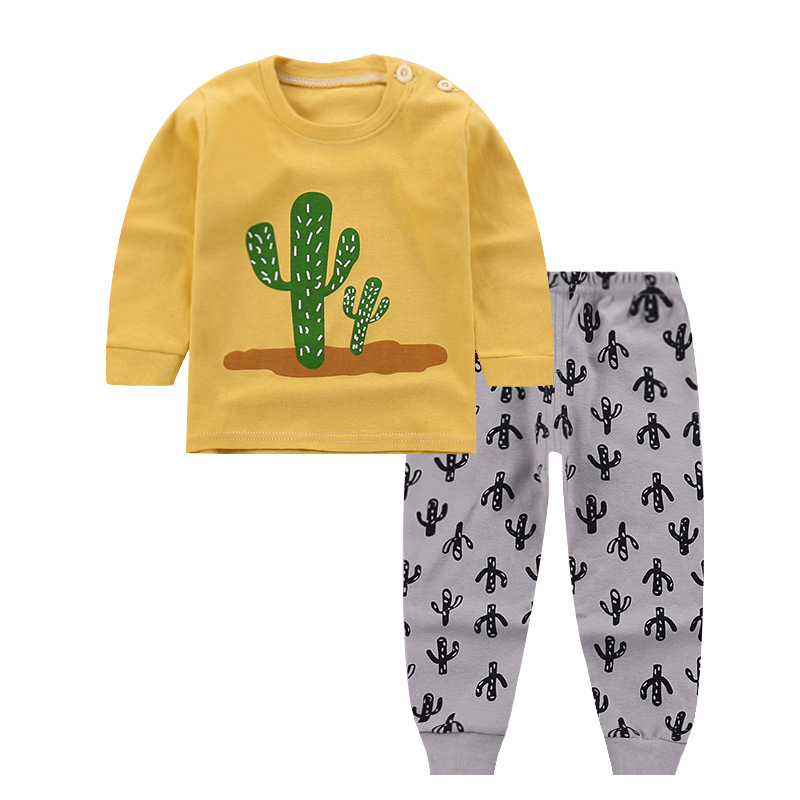 Spring Children's Clothes Baby Boys Long Sleeve Printed T Shirts+Pants 2pcs Suit Toddler Boys Casual Clothing Girls Cotton Sets dpx 2 s zs 14 vibration eco friendly transit 72v3000w electric horizon large car electric bicycle