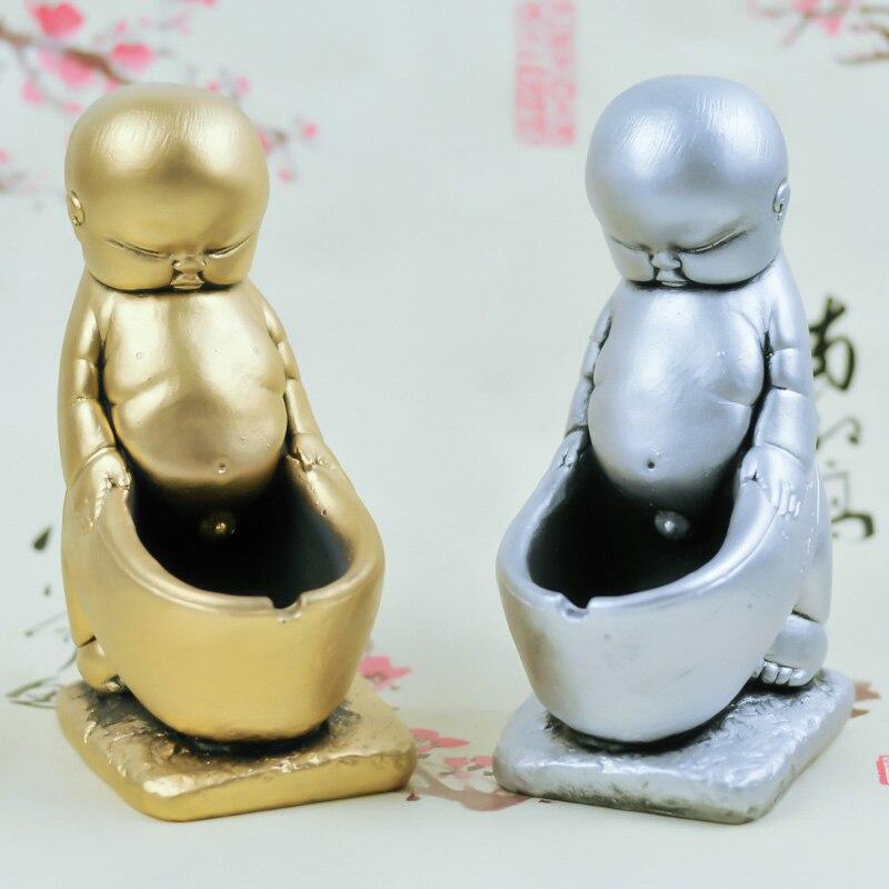 Grand cendrier personnalité créative belle chinois rétro ornements copain bar ameublement cadeau - 3
