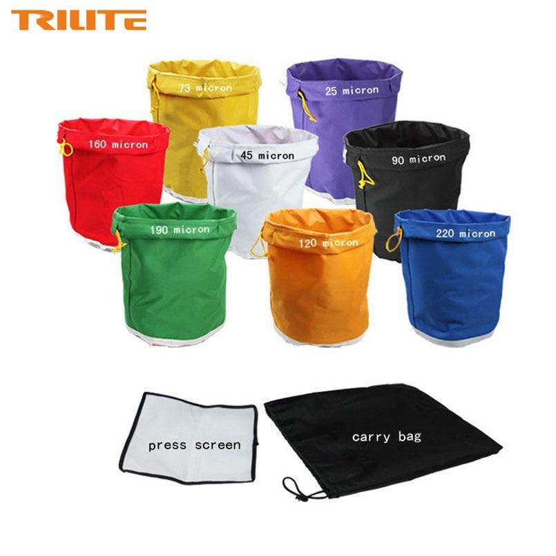 Hortiking hidroponía 5 galones 8 bolsas prensa de pantalla gratuita - Productos de jardín