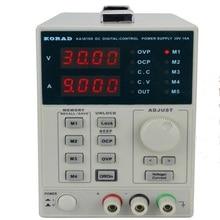 Hohe qualität KORAD KA3010D Präzision Variabel Einstellbare 30 V, 10A DC Lineare Stromversorgung Digital Geregelten Labor Klasse