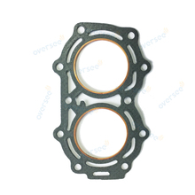 OVERSEE CYLINDER HEAD GASKET Fit for Tohatsu Nissan Outboard 15HP 18HP 9.9HP 18 15 350-01005-0