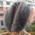 Осень и зимние женщин искусственного меха лисы меховой воротник енот меховая шапка воротник глушитель шарф мыс утолщаются теплый шарф