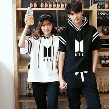 BTS Hooded Sweatshirts For Both (16 Models)