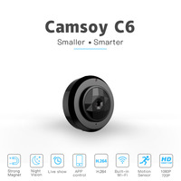 Mayitr 1set C6 Wifi Wireless Mini IP Camera High Quality DV DVR Camera CCTV Video Recorder