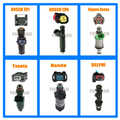 Spare parts for 4cyl E85 conversion kits , Connectors for E85 kit, connector replacement , E85 M85 replacement parts