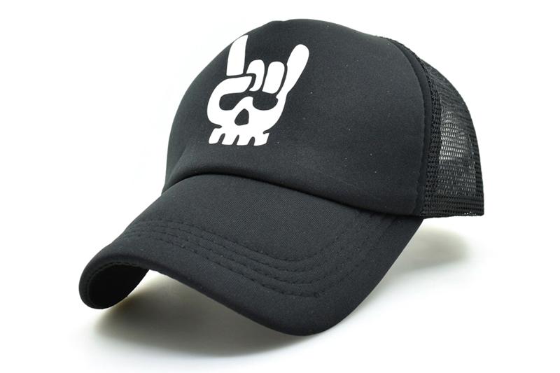 black trucker hat DSC_1607