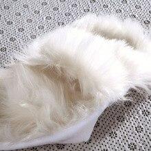 Warm Animal Fur Scarf Fluffy Plush Cap Ear Hood Shawl Glove Luxury Unisex Winter Ladies Faux Animal Fur Collar Natural Scarf