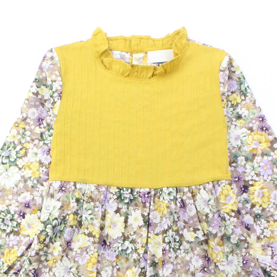 Startist женское платье на весну для девочек, праздничное платье принцессы для подростков с цветочным рисунком, одежда для маленьких девочек 6 8 10 для детей 12 лет платье для девочек