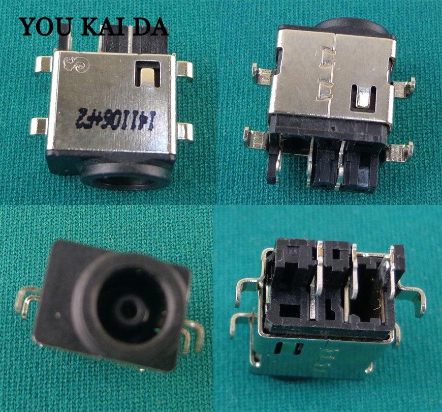 51 pcs novo Para SAMSUNG RV411 RV420 RV510 RV511 RV515 RC510 RF411 RC520 RF711 RF710 RV711 DC Power Jack Soquete do Conector