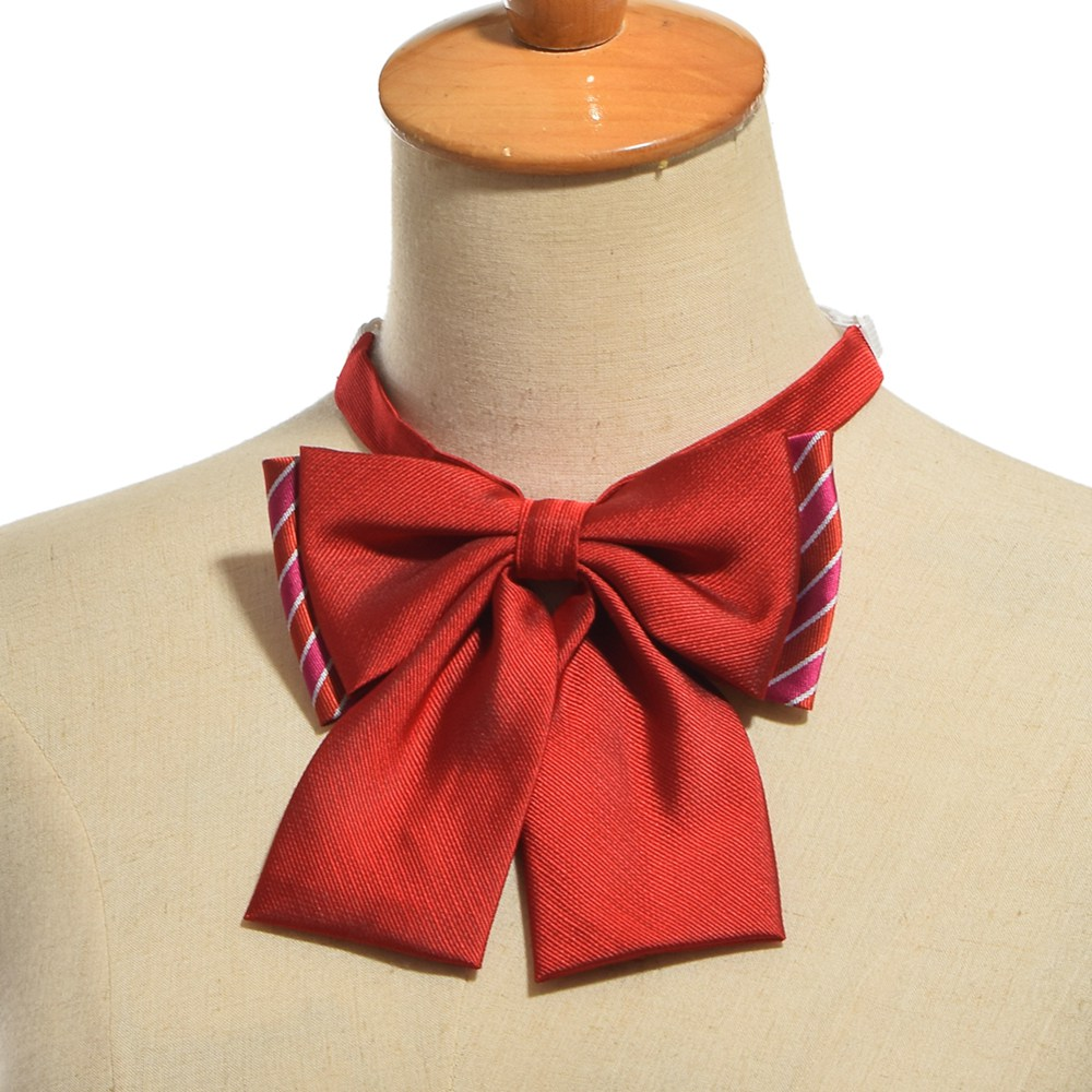AnpassungsfäHig 1 Stück Mädchen Japanischen Stil Adrette Jk Uniform Fliege