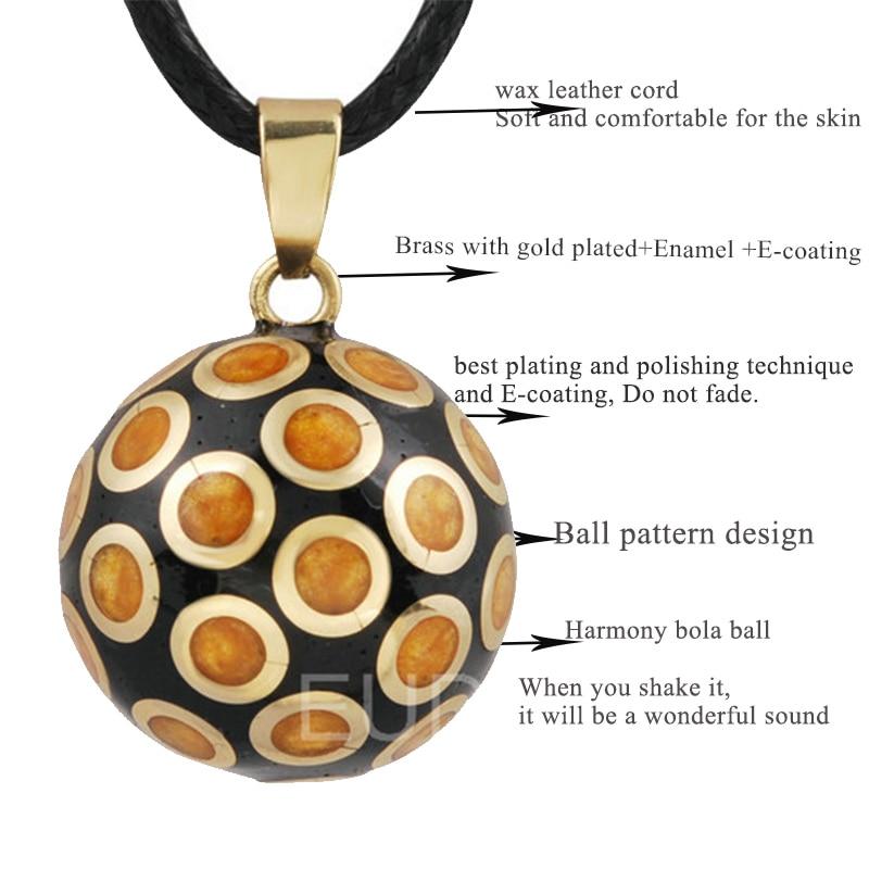 Trgovina na malo Eudora Trudnoća Ball Jewelry poklon Zvono Ball - Modni nakit - Foto 4