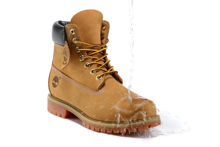 TIMBERLAND Classic Women's 6-Inch Premium Waterproof 10061 Boots,Woman Female Nubuck Genuine Leather Ankle Wheat Yellow Shoes  1