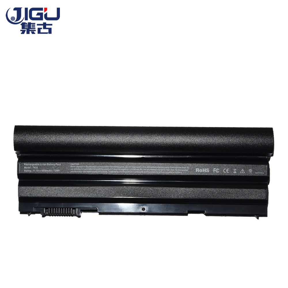 JIGU 9Cells Battery HCJWT KJ321 M5Y0X P8TC7 T54F3 For Dell For Latitude E5420m E5520 E6530 For Inspiron 5420 5720 N5420 N4520 jigu prv1yr48v3 original laptop battery for dell for inspiron 7520 n4720 n7420 14r turbo n5420 17r turbo 5720 n7720