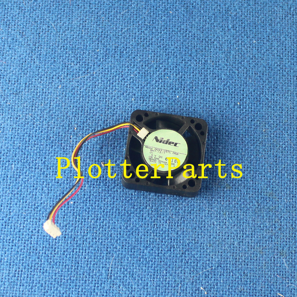 RH7-1317-000CN Formatter board fan (FM3) for HP LaserJet 4MV 4VC 4V printer parts Original used