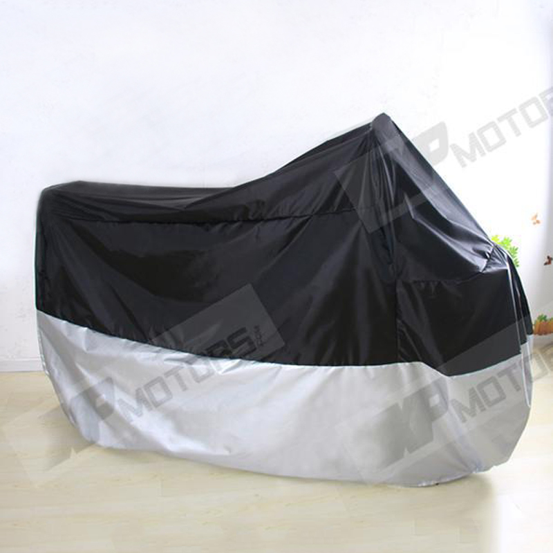 Motorcycle Waterproof Cover Outdoor Indoors Protector Coat For Yamaha XVS Drag Star V Star 400 650 95 1100 1300 XXL245*105*125cm
