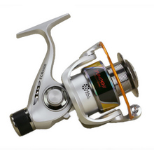 Hot Sale 12BB Speed Gear Ratio 5.5:1 Aluminum Spool Full Metal Cup Spinning Fishing Wheel Reel Tackle Gear 2000-7000 Series