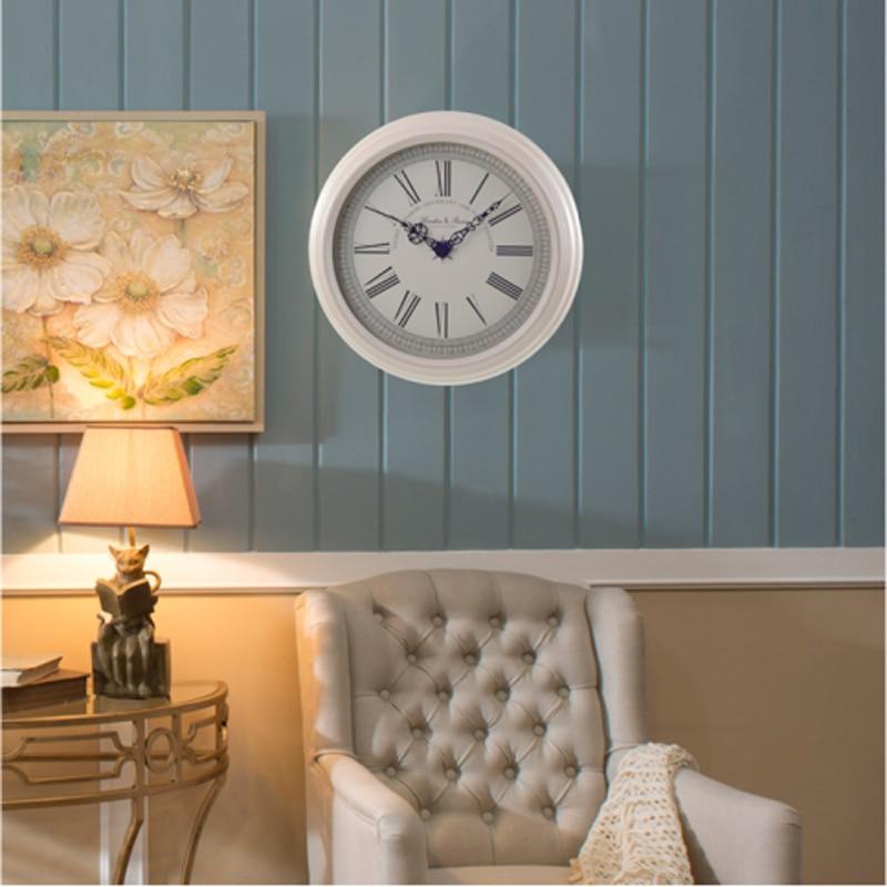 Wall Clock Modern Design Living Room Hanging Clock Home ...