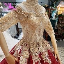 Aijingyu 웨딩 드레스 레바논 가운 섹시한 단순한 저렴한 가까운 터키 숍 색상 웨딩 드레스 짧은 플러스 크기