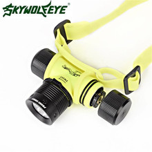 Lovely Pets 5000LM CREE XM-L XPE LED Headlamp Headlight Flashlight Head Light Lamp 18650   914