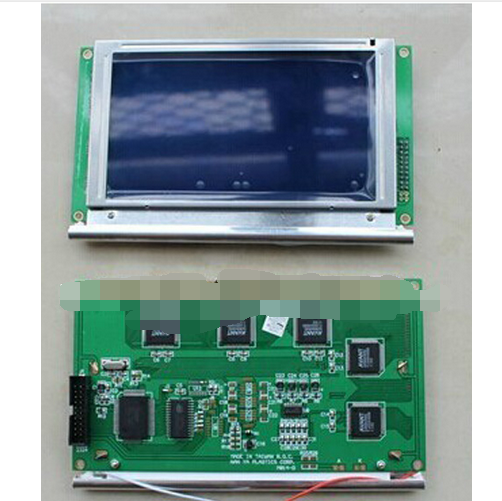 For LMBHAT014E7C Injection Molding Machine LCD Computer Screen LCD Screen Display Panel Module 5 7inch for ampire 320240a1 rev d lcd display screen 14pin 320x240 lcd screen display panel module