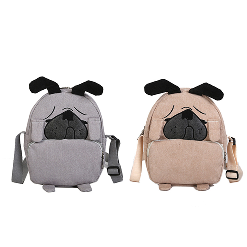 Cute Plush Animal Diagonal Backpack Girl Sweetheart Princess Fashion Cute Toy Backpack Mobile Phone Cosmetics Storage Girl Gift