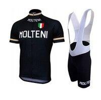 Neue MOLTENI Radfahren Jersey Hombre Maillot Ropa Ciclismo pro radrennen Kleidung Im Freien Sport Tragen Enge Schnelle Trockene