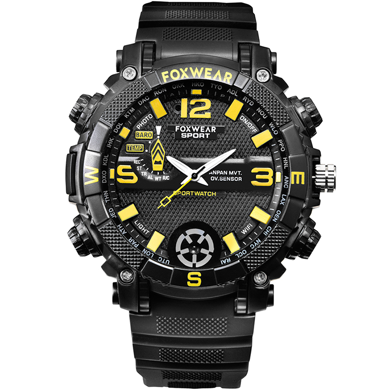 hot mens smart watches stryve brand high quality IPX7 waterproof bluetooth watches men with wifi functionn
