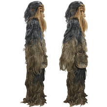Star Wars Costumes  7 Series Cosplay Chewbacca Halloween Suit Costume