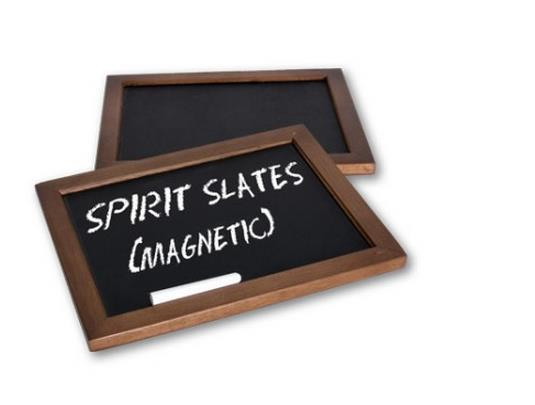 Spirit Slates Magnetic (Invisible Magnet) - MagicTrick,stage/closeup,fire,props,comedy,Accessories