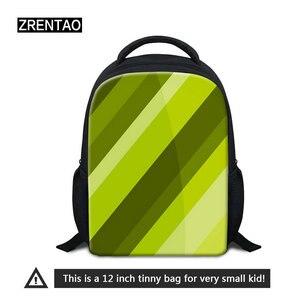 green kids backpack