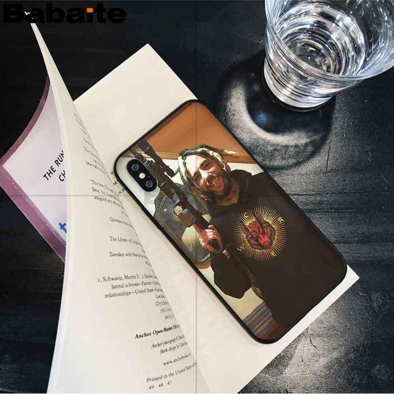 Babaite FTP $ uicideboy Suicideboys высококачественные аксессуары для телефонов Чехол для iPhone 8 7 6 6 S Plus 5 5S SE XR X XS MAX