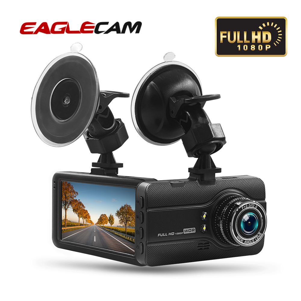 Dvrs Registrator Car-Dvr Video-Recorder Dash-Cam Novatek Full-Hd 1080P 3-100%Original