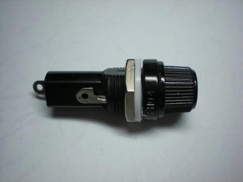 5 Pcs Fuse Holder FH043 10A 250V for 5x20mm Fuse