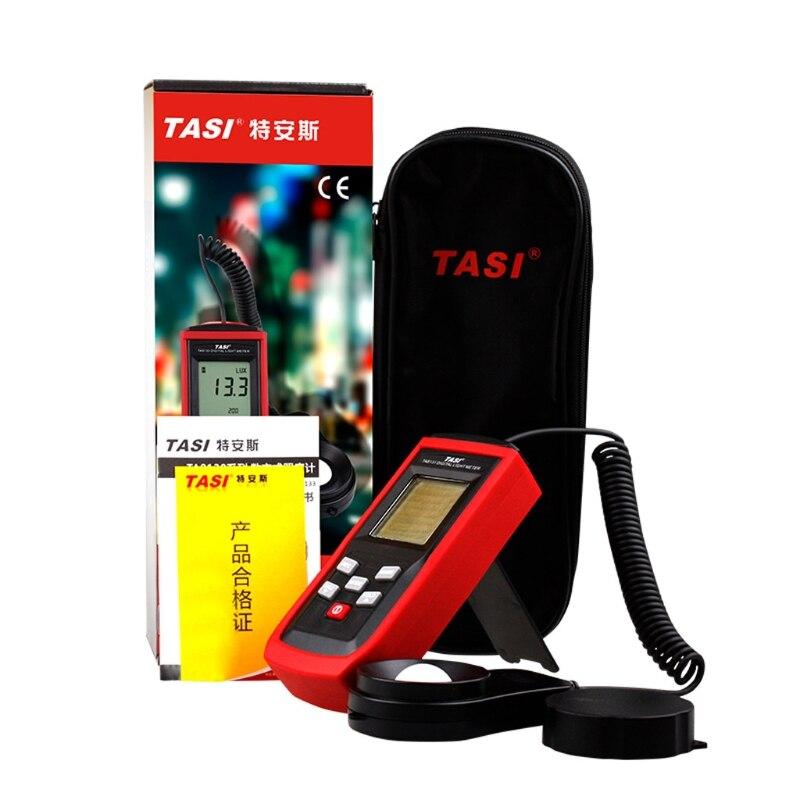 OOTDTY TA8131 Digital Light Meter 100000Lux Lux/FC LCD Luxmeter Luminometer Photometer 831F UV Radiometers     - title=