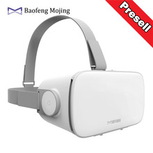 Presell Original Baofeng Mojing S1 Virtual Reality Goggles VR Headset for 4.7-5.5 inch Smartphone