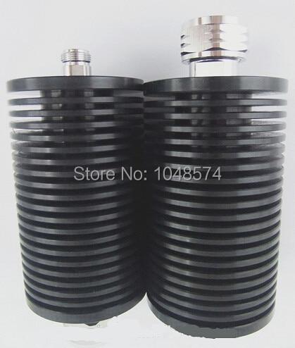 7/16 DIN male to N female 100W RF coaxial Attenuator,3dB,6dB,10dB,15dB,20dB,30dB,40dB,50dB,60dB,Free Shipping