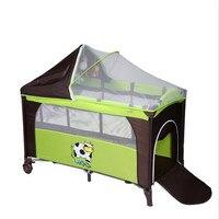 Фирменная Новинка Сетки от комаров подарок для маленьких девочек и мальчиков кровать детские кроватки новорожденных Портативный Складная