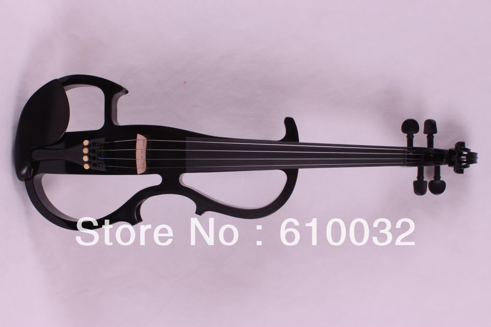4/4 Electric Violin Silent Pickup Fine tone parts include New Golden Color #8-5 black color belcat bass pickup 5 string humbucker double coil pickup guitar parts accessories black