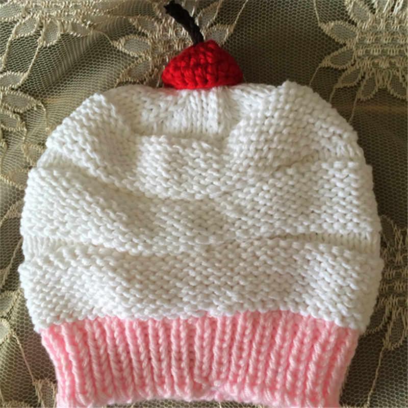 tortas skrybėlę nwborn karšto pardavimo mielas širdies formos - Kūdikių drabužiai - Nuotrauka 4