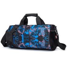 High Quality 18L / 33L Camo Color Shoulder Sports Bag For Gym Shoes Storage Basketball Bag Women Dance Yoga Fitness Bag HAB502