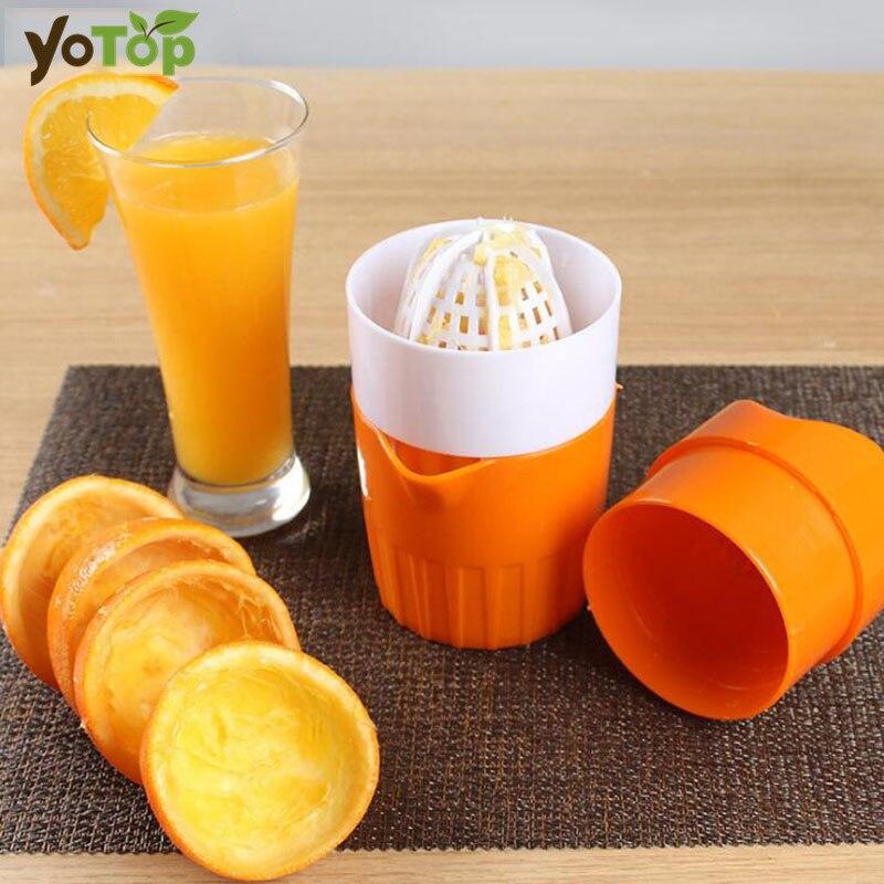 YOTOP 수동 오렌지 과즙 레몬 병 과일 압착기 추출기 감귤류 핸드 프레스 컵 과일 높은 주스 속도 야채 도구