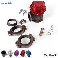 Tansky TIAL Wastegate Waste 38MM Reasonable Shipping Costs TK TIAL38WS BK About 14 PSI Default Color
